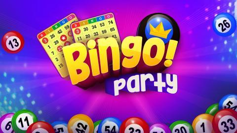 Bingo Party Woodridge Public Library