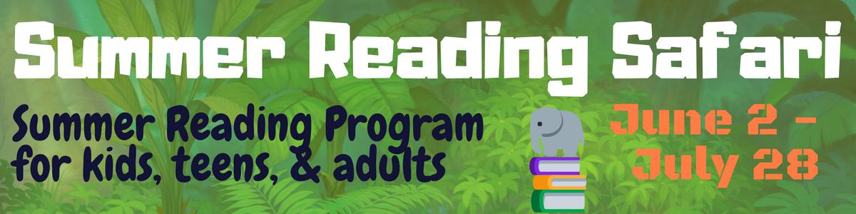 Summer Reading Safari