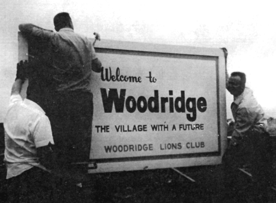 Welcome To Woodridge